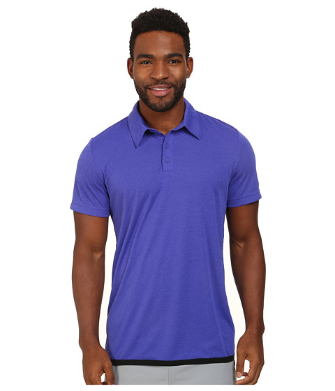 adidas - Climachill Polo 2 (Night Flash/Black) Men