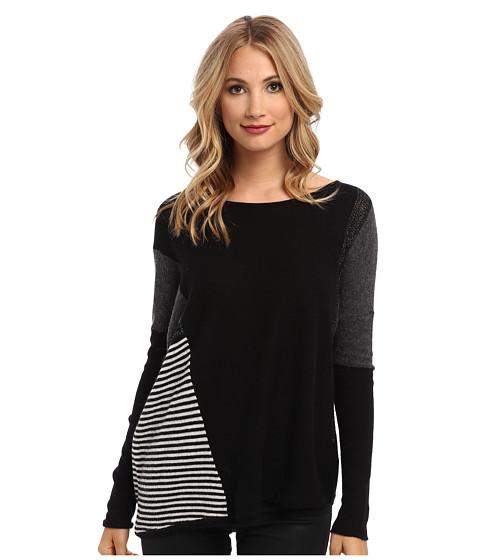 Velvet by Graham & Spencer - Vada02 Sweater (Black) Women
