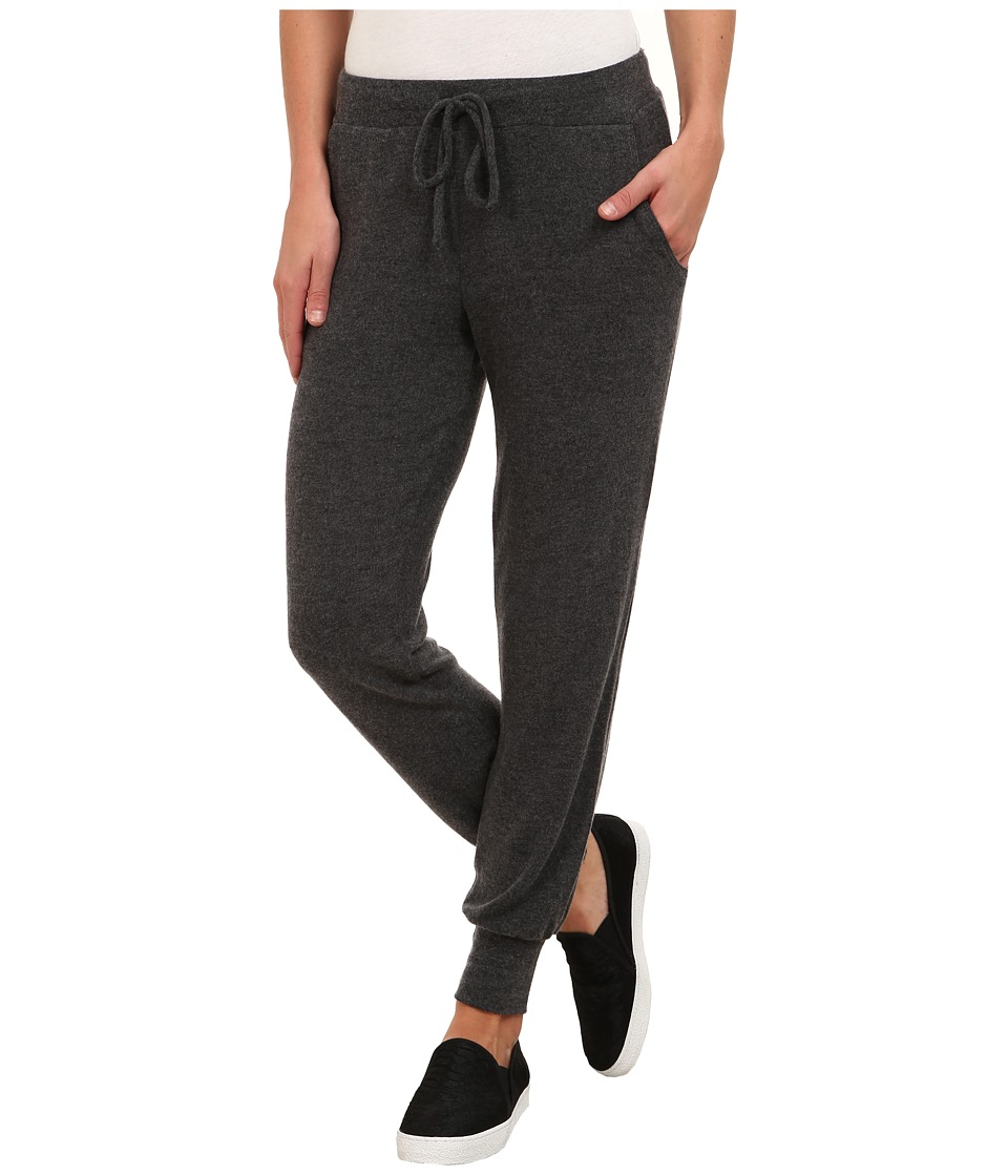 Velvet by Graham & Spencer - Fabiola02 Lounge Pant (Charcoal) Women's Casual Pants