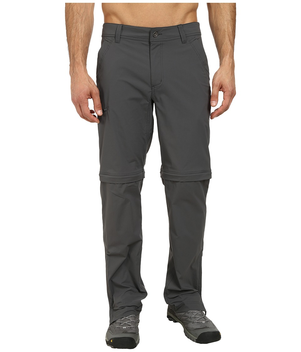 Marmot - Transcend Convertible Pant (Slate Grey) Men's Casual Pants