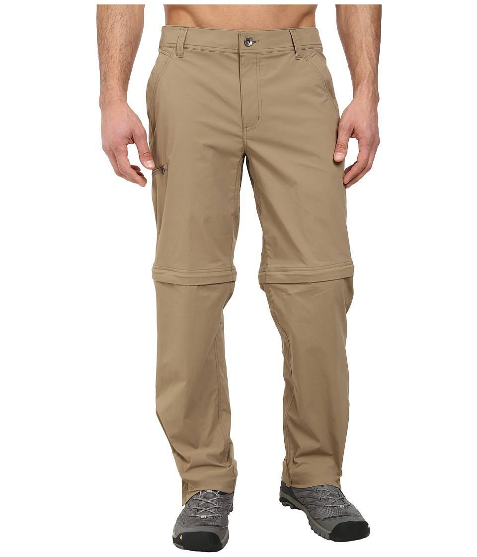 Marmot - Transcend Convertible Pant - Long (Desert Khaki) Men's Casual Pants