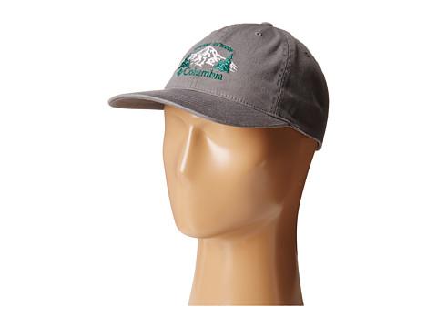 Columbia - Columbia ROC Graphic Ballcap (Titanium) Caps
