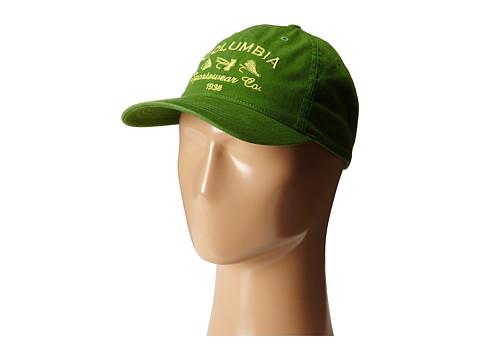 Columbia - Columbia ROC Graphic Ballcap (Dark Backcountry) Caps