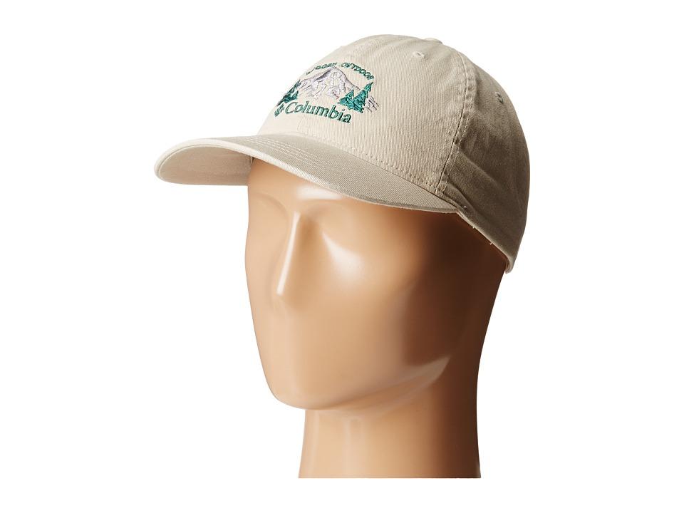Columbia - Columbia ROC Graphic Ballcap (Fossil) Caps