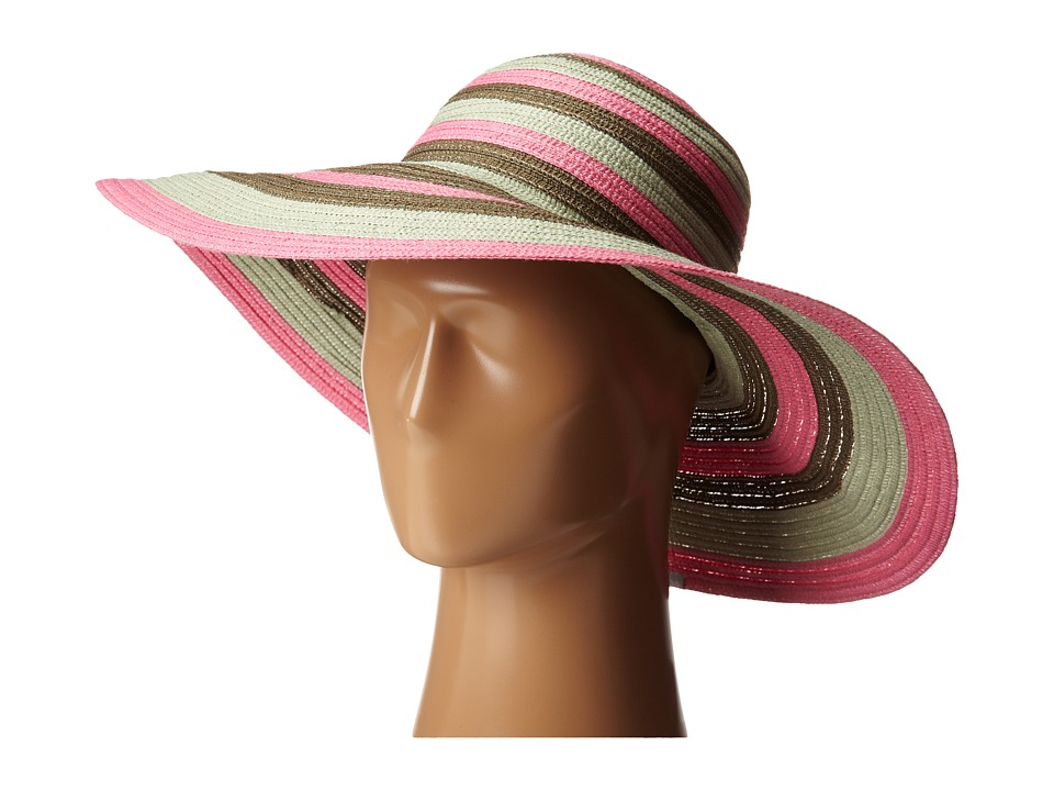 Columbia - Sun Ridge II Hat (Orchid Stripe) Traditional Hats
