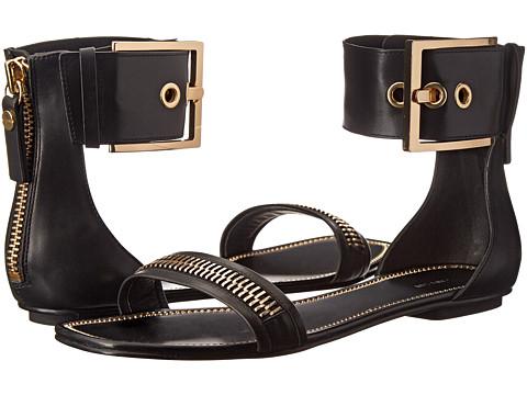 Rachel Zoe - Izzy (Black Calf) Women's Sandals