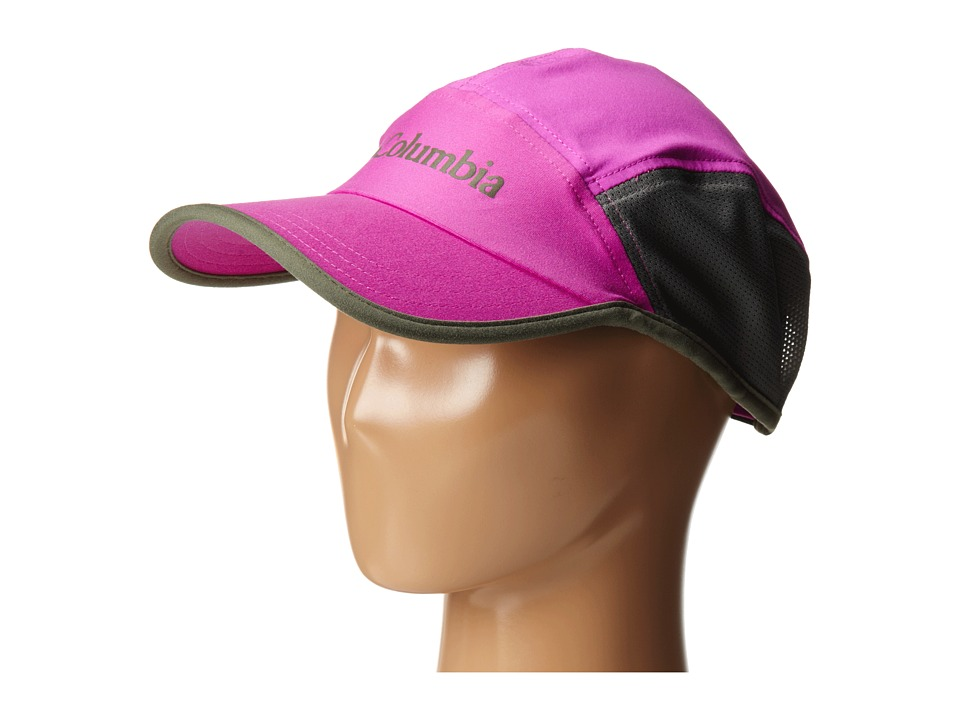 Columbia - Trail Dryer Cap (Foxglove/Cypress) Caps