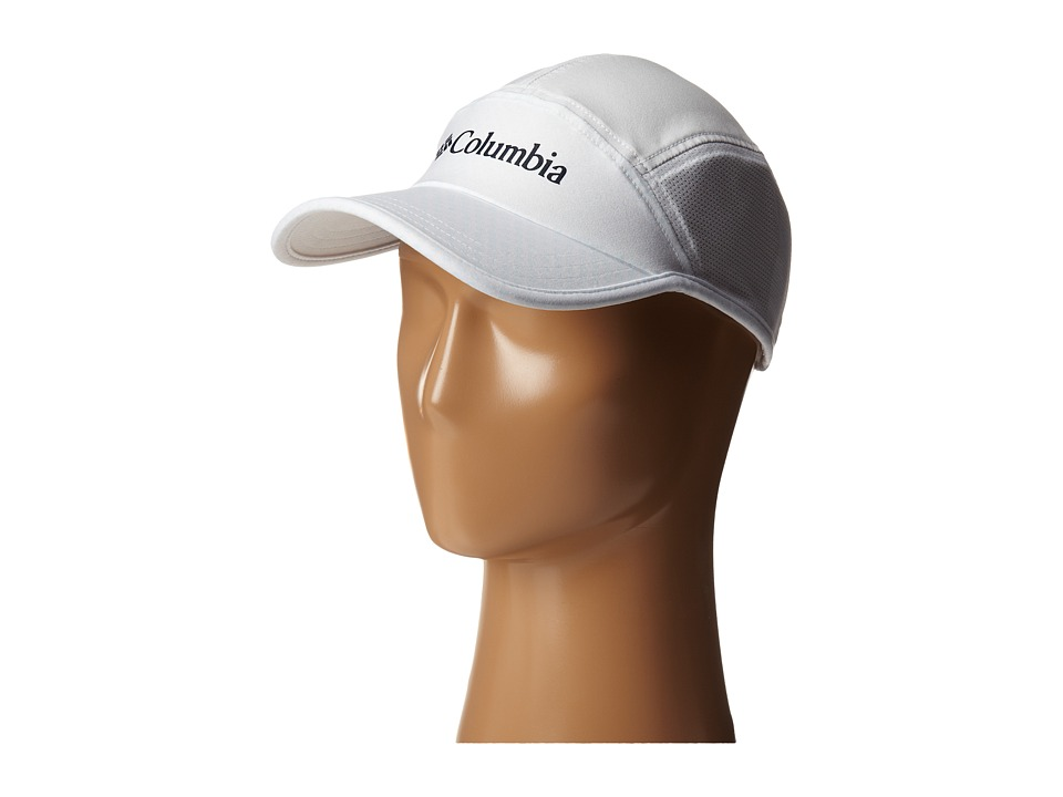 Columbia - Trail Dryertm Cap (White/White) Caps
