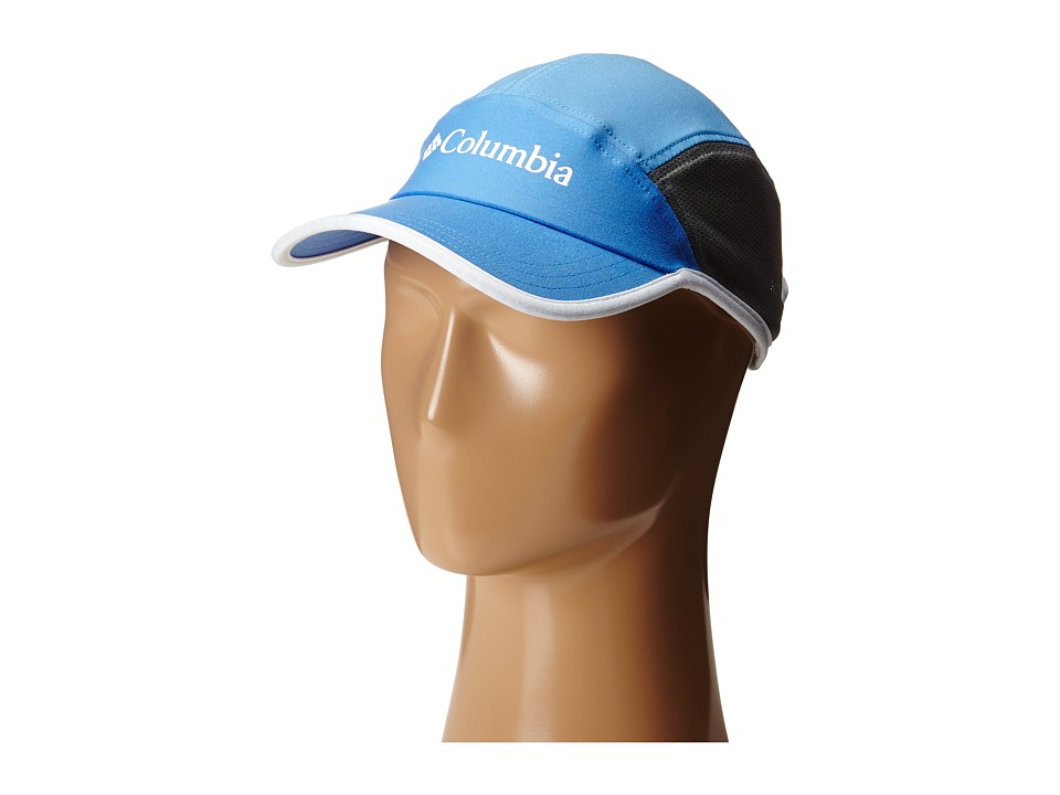 Columbia - Trail Dryer Cap (Harbor Blue/White) Caps