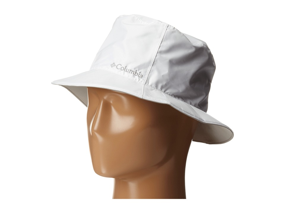 Columbia - Arcadia Bucket (White/Flint Grey) Bucket Caps