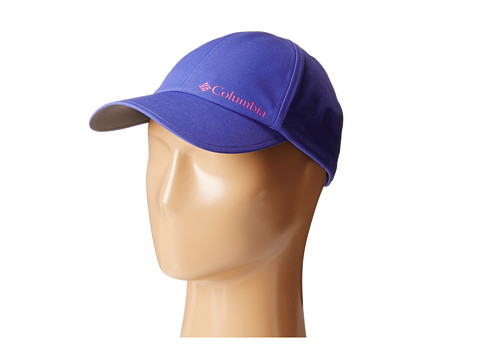 Columbia - Silver Ridge Ball Cap (Light Grape/Foxglove) Baseball Caps