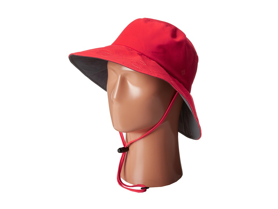 Columbia - Paddler Booney (Red Hibiscus/Coral Flame) Caps