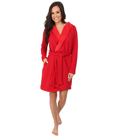 UGG - Sofiee Robe (Ribbon Red) Women