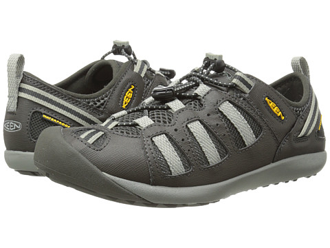Keen - Class 5 Tech (Raven/Neutral Gray) Women's Shoes