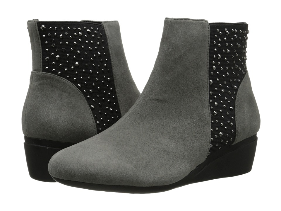 J. Renee Kareena (Dark Gray) Women