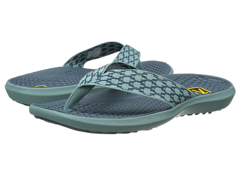 Keen - Class 5 Flip (Mineral Blue/Indian Teal) Women's Sandals
