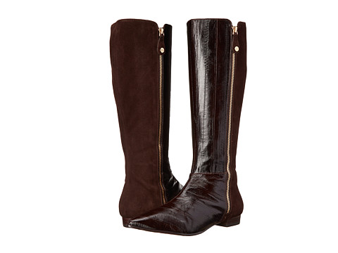 J. Renee - Glider (Brown) Women's Lace-up Boots