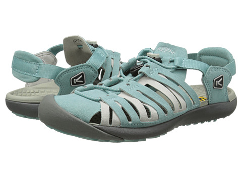 Keen - Cypress (Mineral Blue/Vapor) Women's Shoes