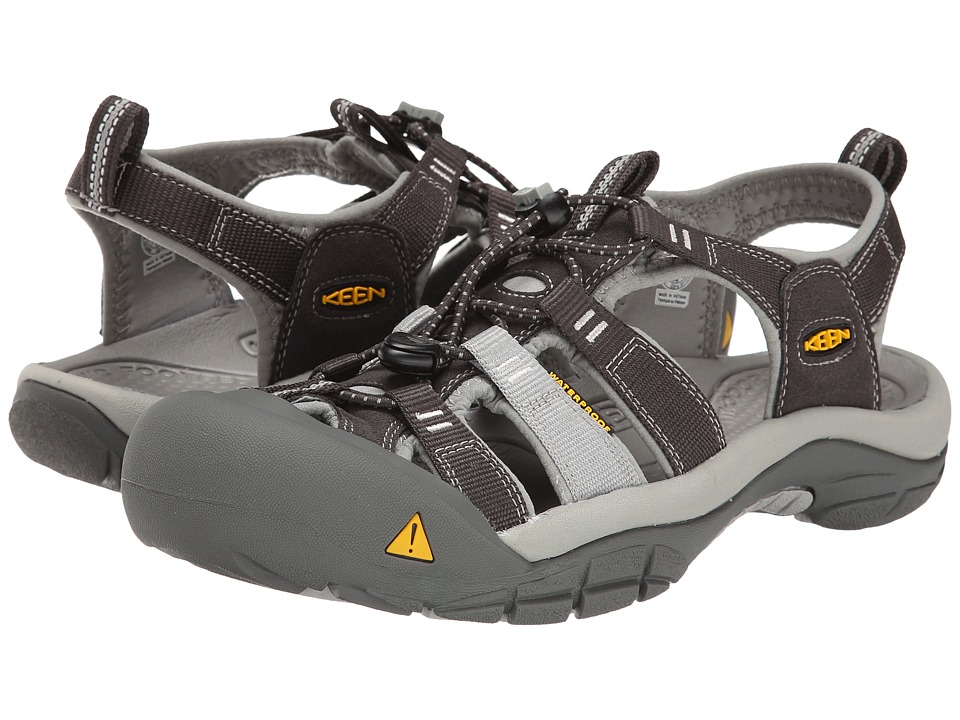 Keen - Newport H2 (New Raven/Neutral Gray) Women's Shoes
