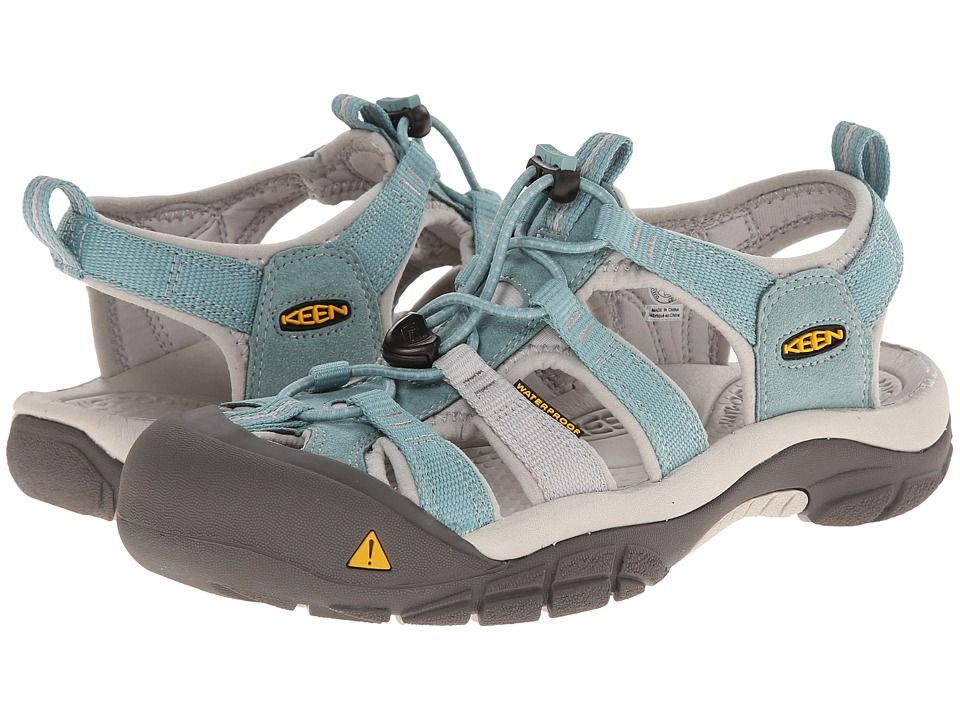 Keen - Newport H2 (Mineral Blue/Vapor) Women's Shoes