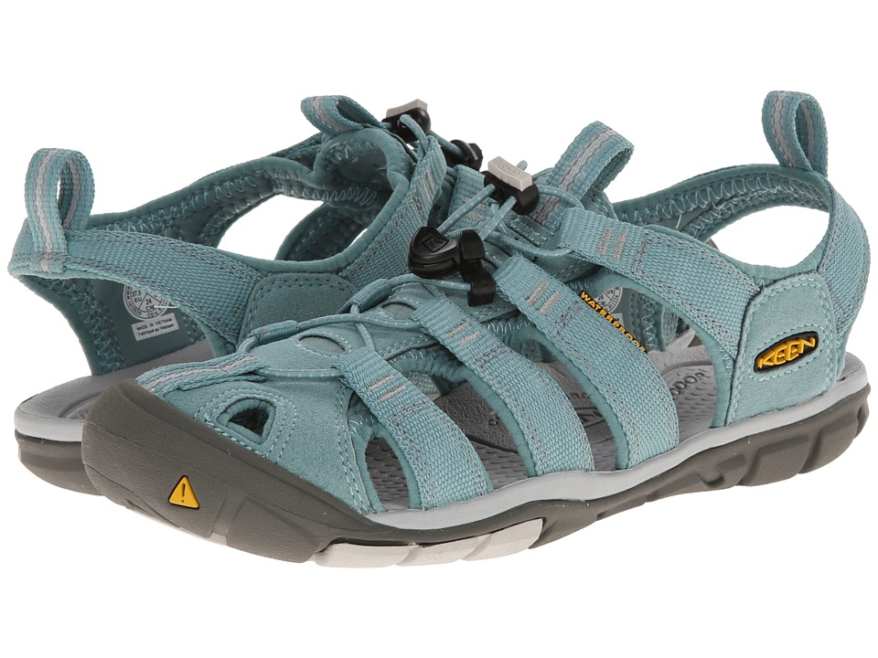 Keen - Clearwater CNX (Mineral Blue/Vapor) Women's Shoes