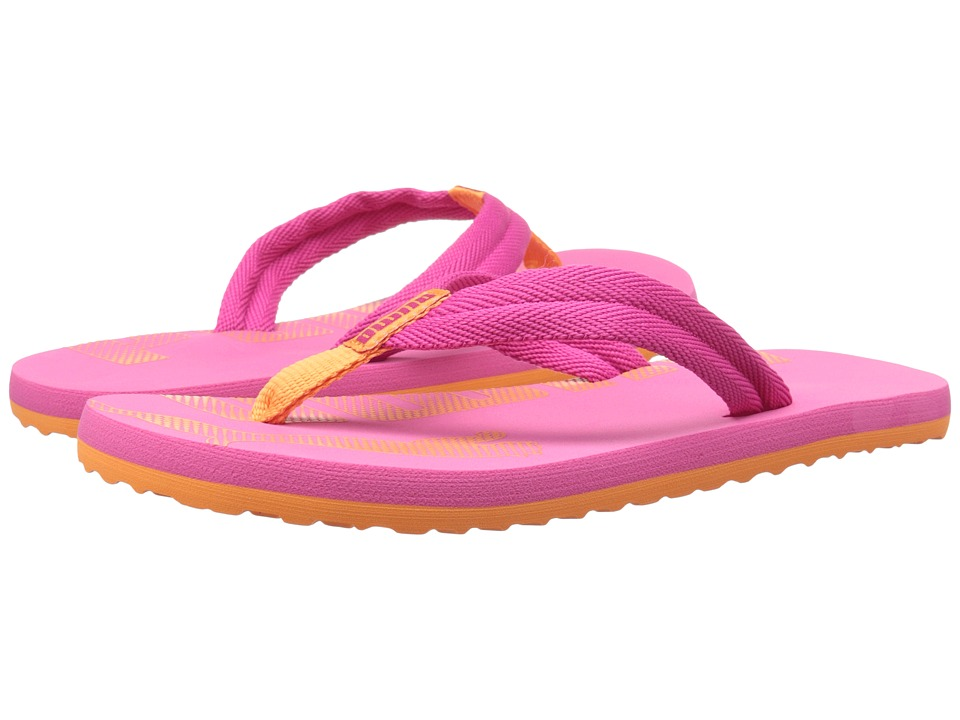 Puma Kids - Epic Flip Jr (Little Kid/Big Kid) (Beetroot Purple/Nectarine) Girls Shoes