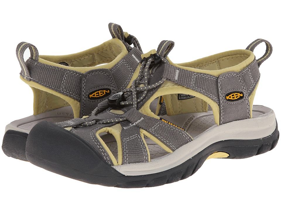 Keen - Venice H2 (Gargoyle/Custard) Women's Sandals