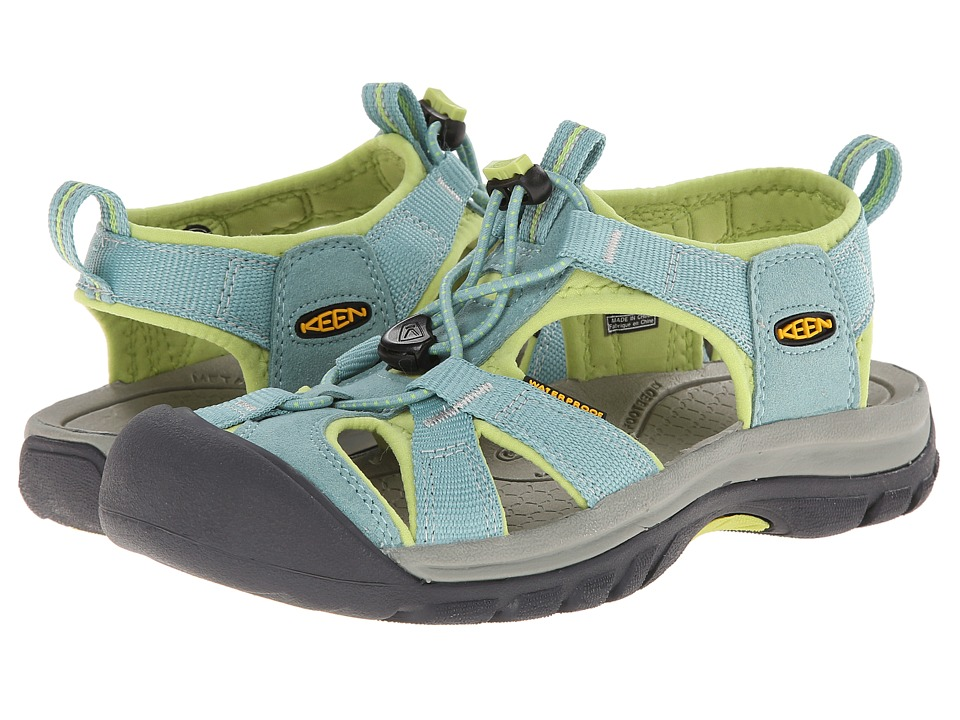 Keen - Venice H2 (Mineral Blue/Green Glow) Women's Sandals