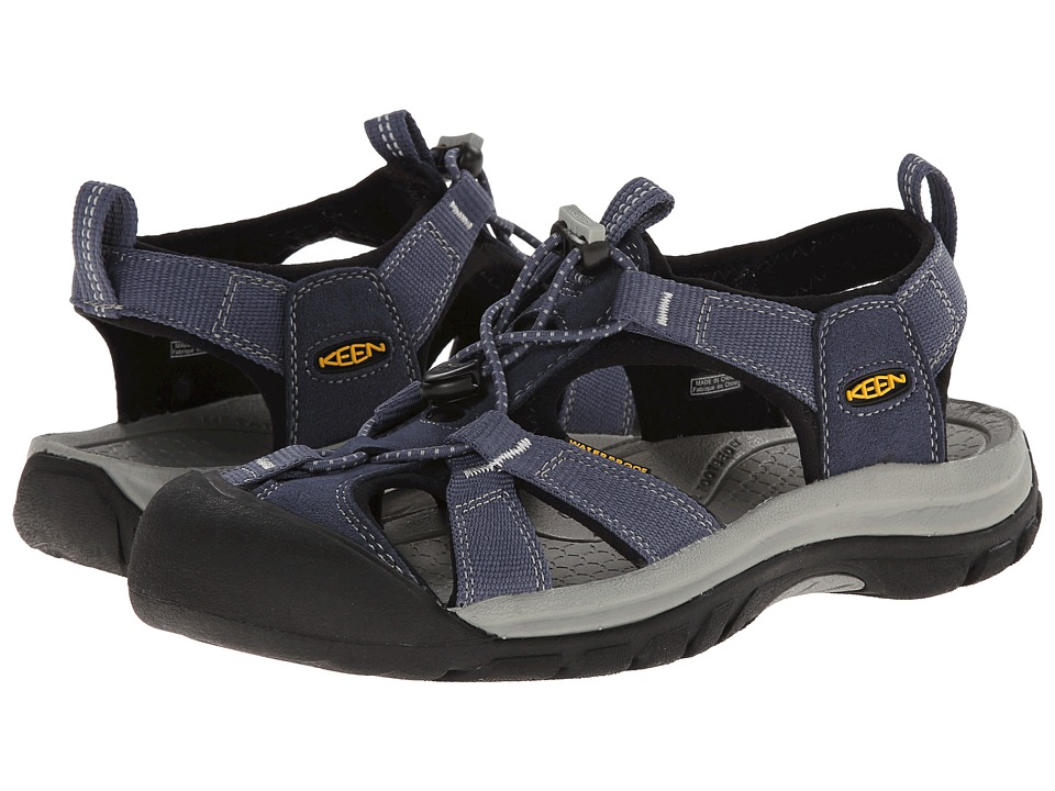 Keen - Venice H2 (Midnight Navy/Neutral Gray) Women's Sandals