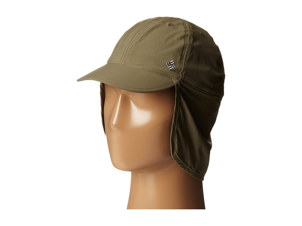 Columbia - Junior Cachalot Hat (Youth) (Sage/Columbia Grey) Traditional Hats