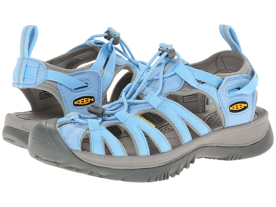 Keen - Whisper (Alaskan Blue/Neutral Gray) Women's Sandals