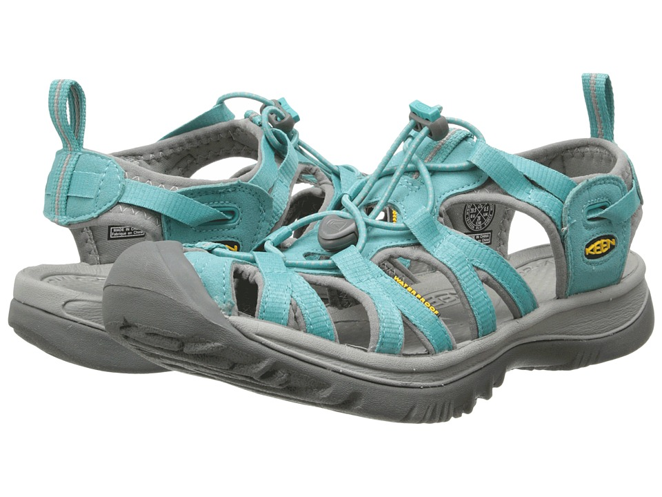 Keen - Whisper (Baltic/Neutral Gray) Women's Sandals