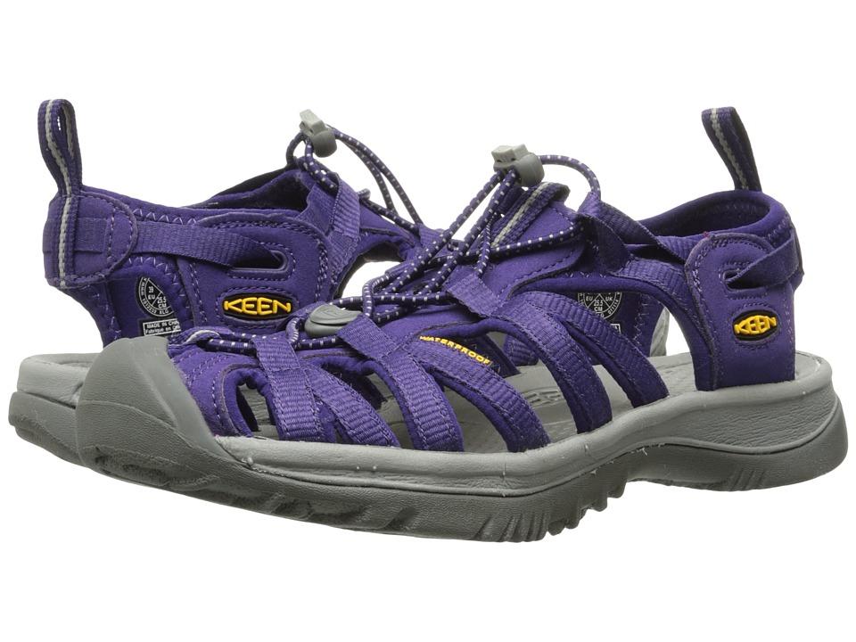 Keen - Whisper (Parachute/Neutral Gray) Women's Sandals