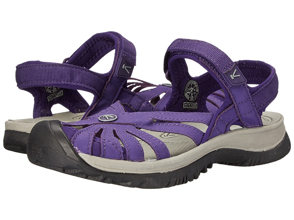Keen - Rose Sandal (Parachute/Neutral Gray) Women's Shoes