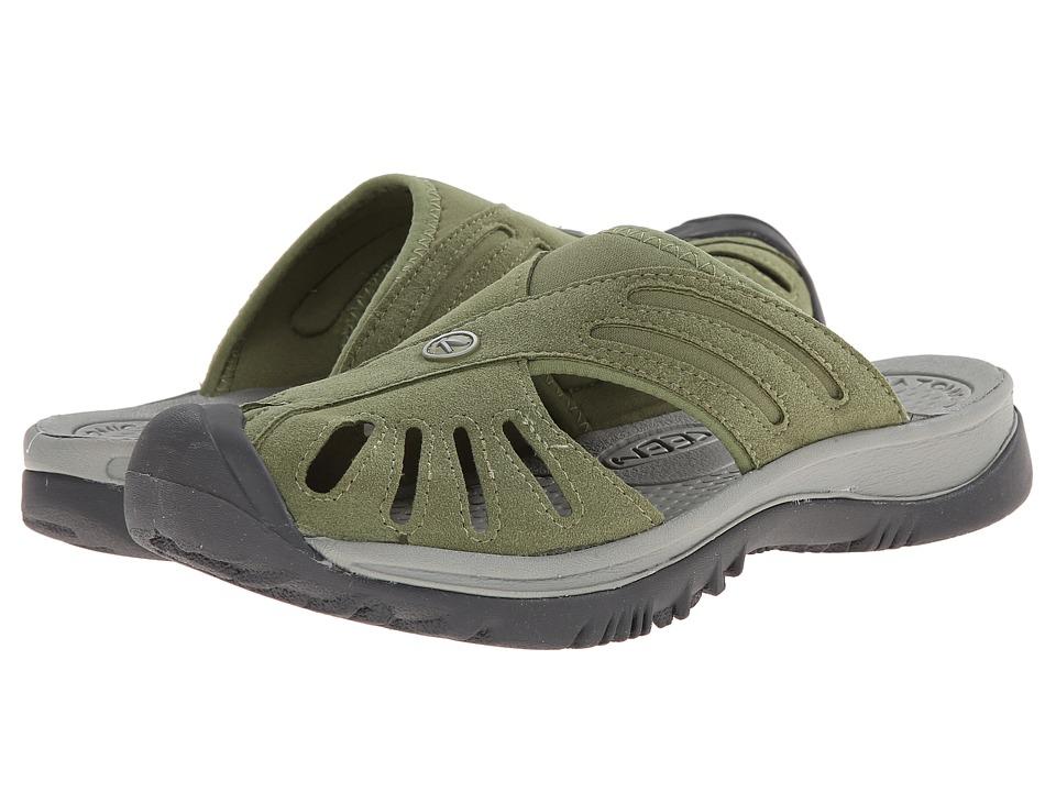 Keen - Rose Slide (Loden/Neutral Gray) Women's Sandals