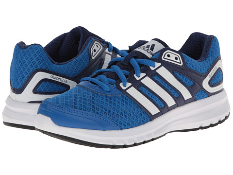 adidas Kids - Duramo 6 K (Little Kid/Big Kid) (Bright Royal/White/Night Sky) Boys Shoes