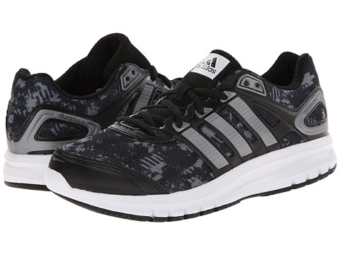 adidas Kids - Duramo 6 K (Little Kid/Big Kid) (Black/Iron/Mountain Grey) Boys Shoes