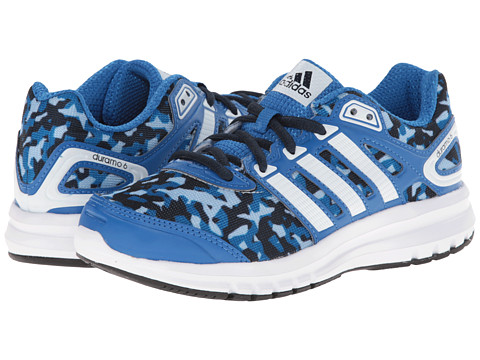 adidas Kids - Duramo 6 K (Little Kid/Big Kid) (Bright Royal/White/Collegiate Navy) Boys Shoes