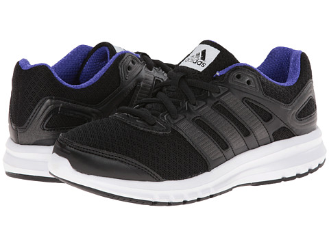 adidas Kids - Duramo 6 K (Little Kid/Big Kid) (Black/Black/Night Flash) Boys Shoes