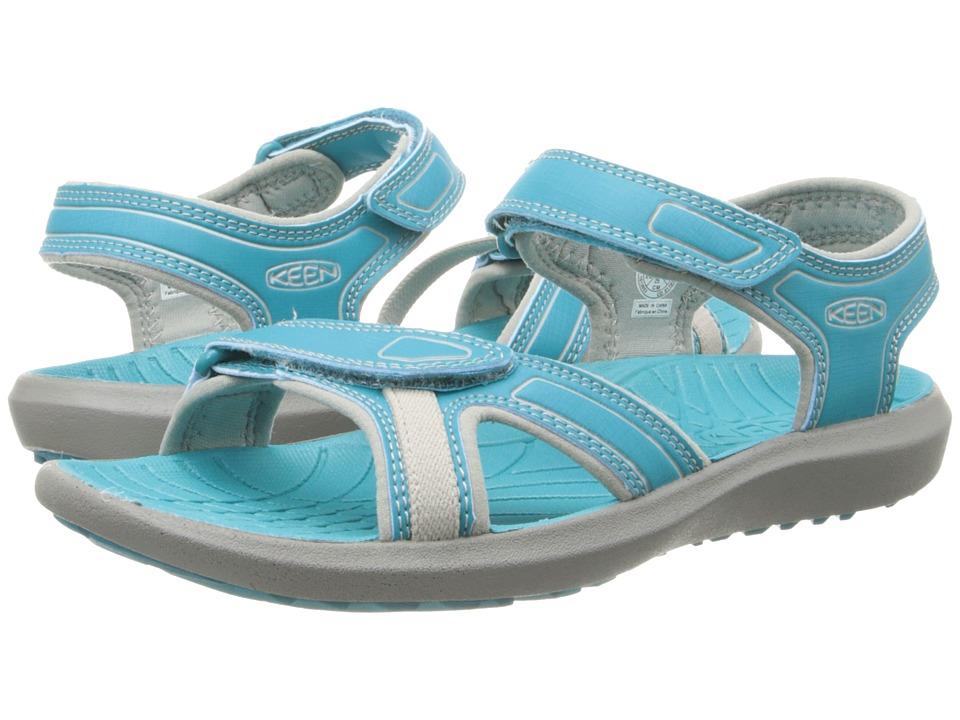 Keen - Aster (Capri Breeze/Neutral Gray) Women's Flat Shoes