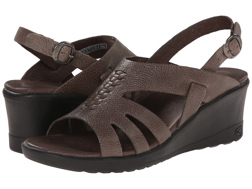 Keen - Elizabeth (Cascade Brown) Women's Wedge Shoes