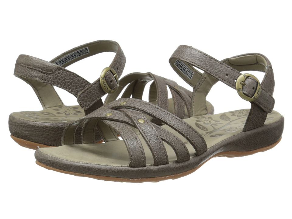 Keen - City of Palms Sandal (Cascade Brown) Women's Sandals