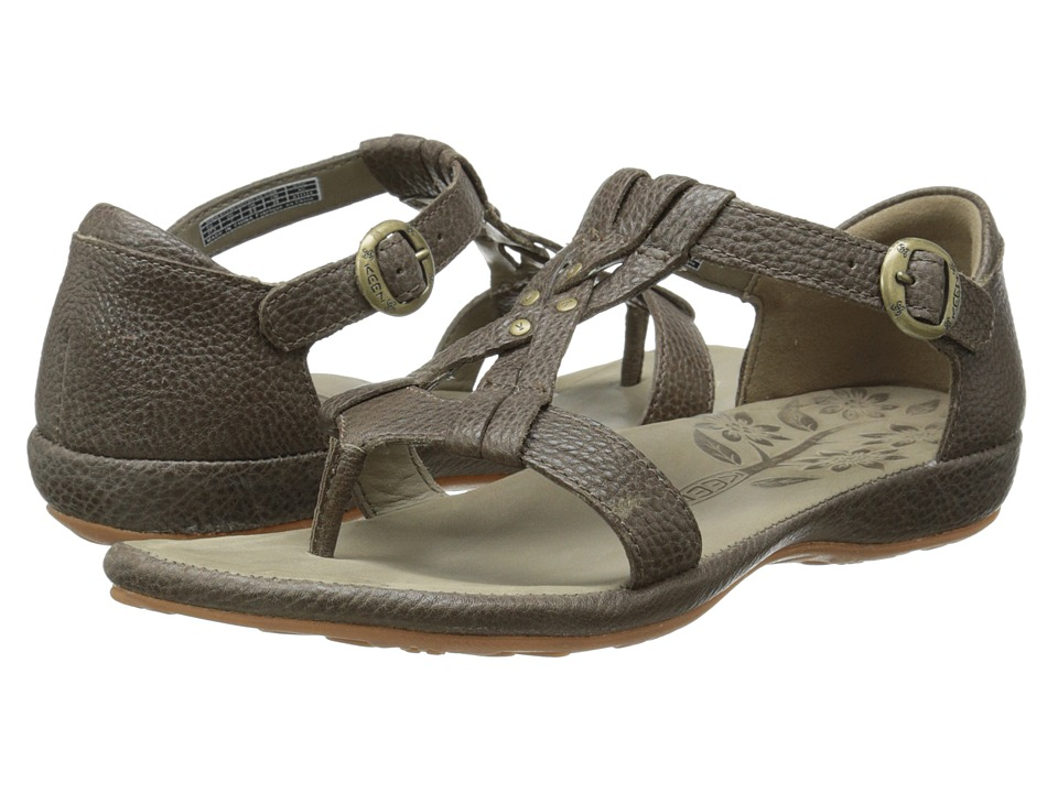 Keen - City of Palms Posted (Cascade Brown) Women's Sandals