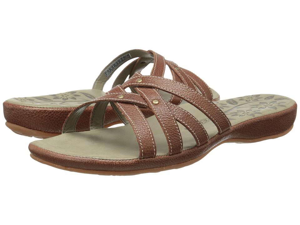 Keen - City of Palms Slide (Tortoise Shell) Women's Sandals
