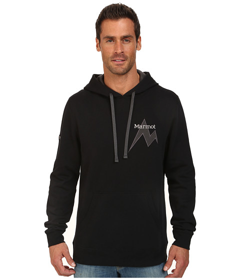 Marmot - Mdot Hoody (Black) Men