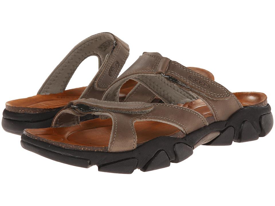 Keen - Sarasota Slide (Timberwolf) Women's Sandals