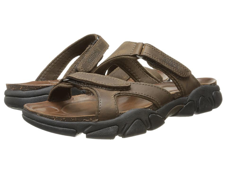 Keen - Sarasota Slide (Cascade Brown) Women's Sandals
