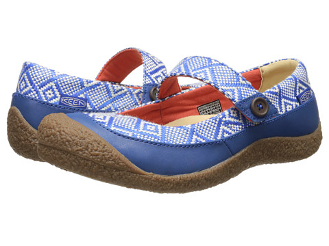 Keen - Harvest MJ Button (Celestial) Women's Flat Shoes