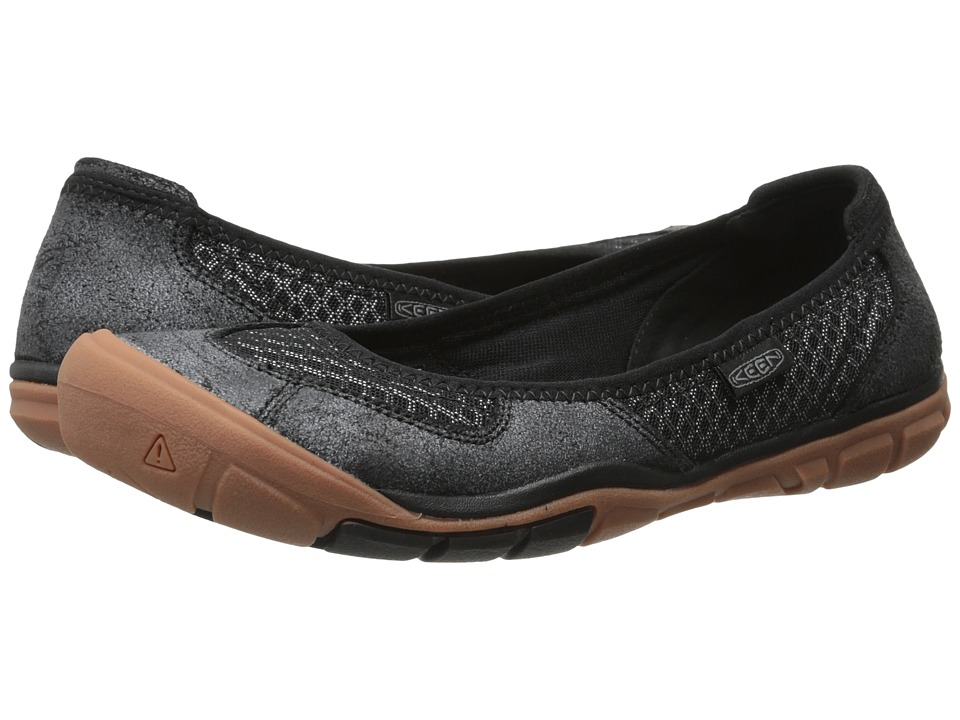 Keen Mercer Ballerina CNX (Black 2) Women