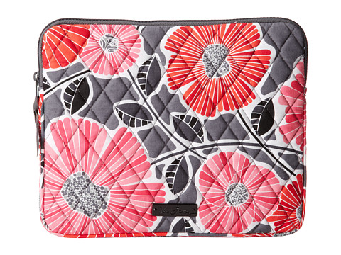 Vera Bradley Tablet Sleeve (Cheery Blossoms) Computer Bags